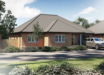 Thumbnail 2 bedroom detached bungalow for sale in The Dovecote, Off High Street, Drayton