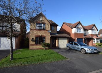 Thumbnail 3 bed detached house to rent in Tawny Way, Littleover, Derby
