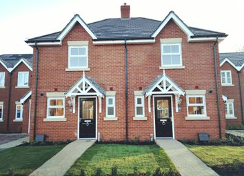 Thumbnail 2 bed semi-detached house for sale in Marryat Way, Bransgore