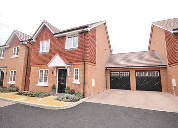 Thumbnail 3 bed detached house for sale in Chenneston Close, Sunbury-On-Thames, Surrey