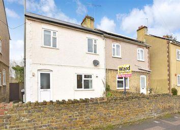 Thumbnail 3 bed semi-detached house for sale in Waterdales, Northfleet, Gravesend, Kent