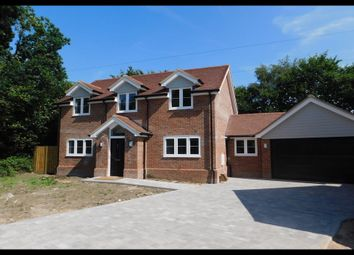 Thumbnail 4 bed detached house for sale in Peartree Gardens, Southampton