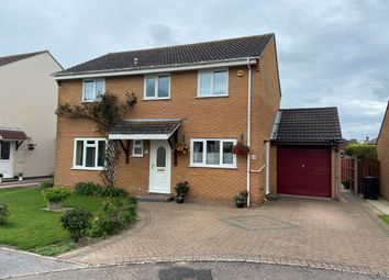 Symonds Close, Weymouth DT3. 4 bed detached house