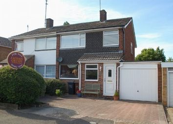 Thumbnail 3 bed semi-detached house for sale in Grafton Way, Duston, Northampton