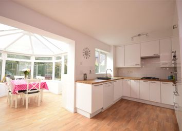 Thumbnail 4 bed semi-detached house for sale in Meadgate, Emersons Green, Bristol