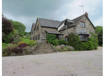 Thumbnail 4 bed detached house for sale in Dolanog, Welshpool