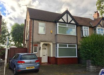 Thumbnail 3 bed semi-detached house for sale in Cranfield Road, Crosby, Liverpool, Merseyside