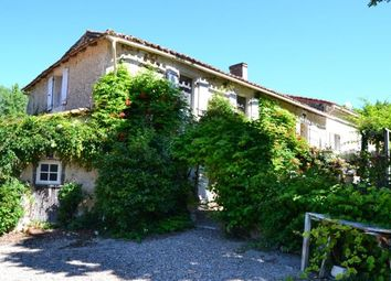 Thumbnail 4 bed farmhouse for sale in Near Aubeterre-Sur-Dronne, Angoulême, Charente, Poitou-Charentes, France