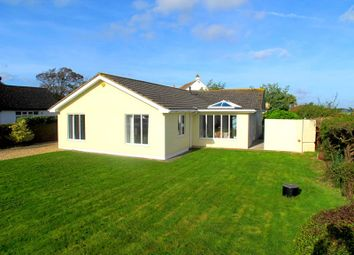 Thumbnail 3 bed detached bungalow for sale in Crofton Avenue, Stubbington, Fareham