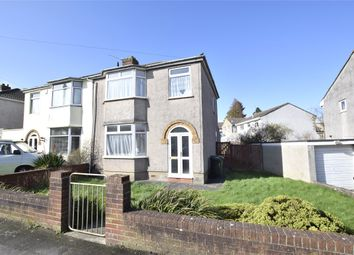 Thumbnail 3 bed semi-detached house for sale in Elmfield, Bristol