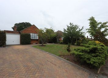 Thumbnail 2 bed detached bungalow for sale in Hawthylands Road, Hailsham, East Sussex