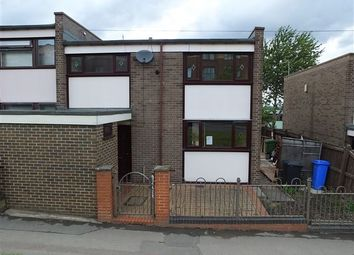 Thumbnail 3 bedroom town house for sale in Station Road, Woodhouse