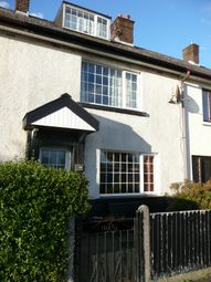 Thumbnail 2 bed terraced house to rent in Beersbridge Road, Ballymacarret, Belfast
