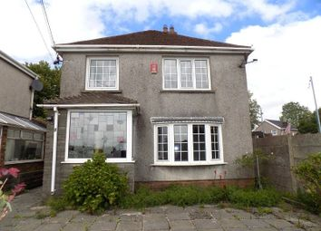 Thumbnail 3 bed detached house for sale in Tonna Uchaf, Tonna, Neath, Neath Port Talbot.
