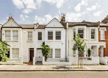 Thumbnail 3 bed terraced house for sale in Rainville Road, London