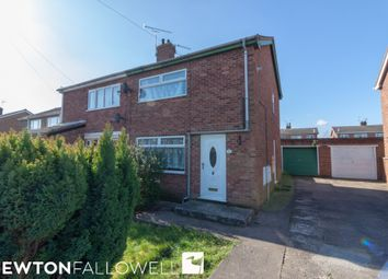 Thumbnail 2 bed semi-detached house to rent in Lifton Avenue, Retford