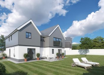 Thumbnail 4 bed detached house for sale in Bay View Close, Croyde, Braunton