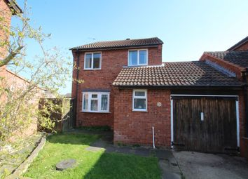 Thumbnail 4 bedroom link-detached house for sale in Sewell Close, Haydon Hill, Aylesbury