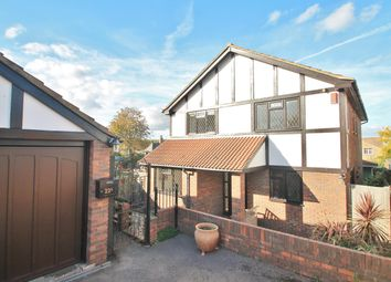Thumbnail 4 bed detached house to rent in The Braes, Higham, Rochester
