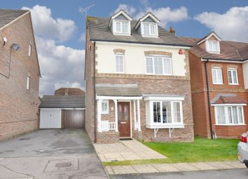 4 bed detached house for sale in Halifax Close, Leavesden, Watford WD25
