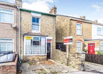Thumbnail 2 bed terraced house for sale in Murston Road, Sittingbourne, Kent