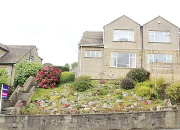 Thumbnail 3 bed semi-detached house for sale in Spring Gardens Lane, Keighley, West Yorkshire