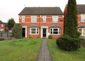Thumbnail 2 bed semi-detached house to rent in Chestnut Square, Leamington Spa