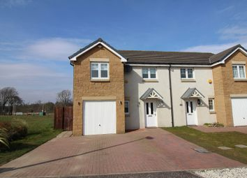 Thumbnail 3 bed semi-detached house for sale in Rigghouse View, Heartlands, Whitburn