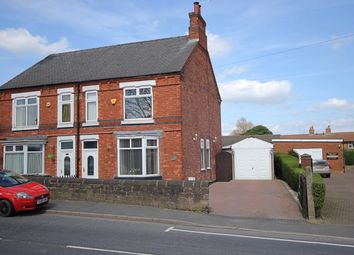 Thumbnail 3 bed semi-detached house for sale in Town Street, Pinxton