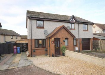 Thumbnail 2 bed semi-detached house for sale in Merrayton Court, Lossiemouth