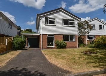 Thumbnail 4 bed detached house for sale in Leadbetter Drive, Bromsgrove