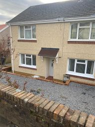 Thumbnail 2 bed flat to rent in Heol Illtyd, Neath, Neath Port Talbot.