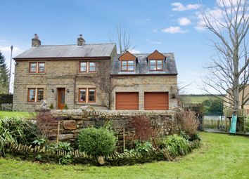 Thumbnail 4 bed detached house for sale in Reservoir House, Mill Lane, Ingbirchworth