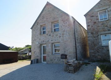 Thumbnail 2 bed detached house for sale in Crescent Place, Pendeen, Penzance