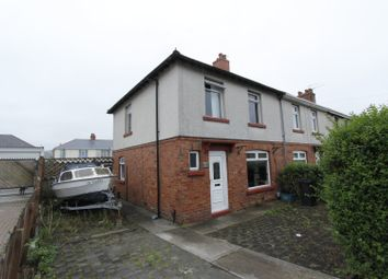 Thumbnail 3 bed semi-detached house for sale in Glanymor Street, Neath