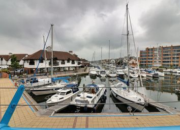 Thumbnail 3 bedroom flat for sale in Oyster Quay, Port Solent, Portsmouth