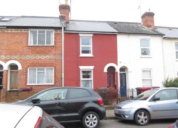 Thumbnail 3 bedroom terraced house to rent in Hatherley Road, Reading