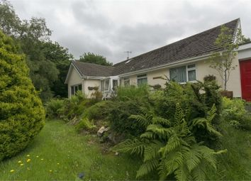 Thumbnail 4 bed detached bungalow for sale in Nant Y Fedwen, Pennant, Llanbrynmair, Powys