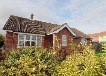 Thumbnail 3 bed detached bungalow to rent in Bellrope Lane, Wymondham