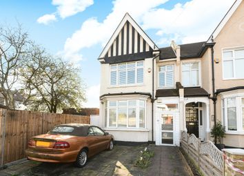Thumbnail 3 bedroom terraced house for sale in Arran Road, London