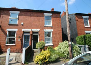 Thumbnail 2 bed end terrace house for sale in Waverley Road, Sale