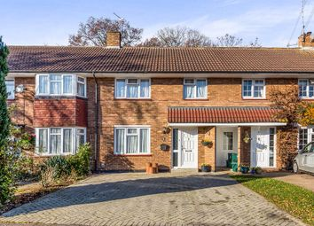 Thumbnail 3 bed terraced house for sale in Claremont, Bricket Wood, St. Albans