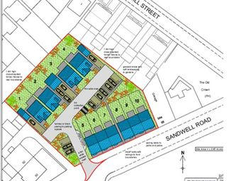 Thumbnail Land for sale in Sandwell Road, West Bromwich