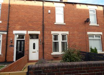 Thumbnail 2 bed terraced house to rent in Rede Avenue, Hebburn
