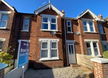 2 bed terraced house for sale in Maple Road, Heckford Park, Poole, Dorset BH15