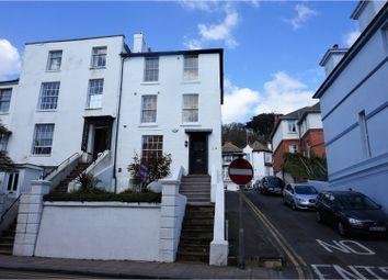 Thumbnail 5 bed end terrace house for sale in Sandgate High Street, Folkestone