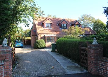 Thumbnail 4 bed detached house for sale in Broadgate Lane, Kelham, Newark