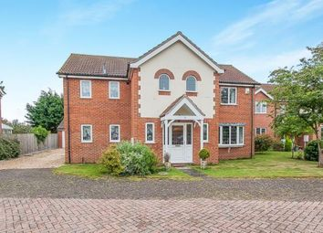 Thumbnail 4 bed detached house for sale in Glebe Close, Sibsey, Boston, Lincolnshire