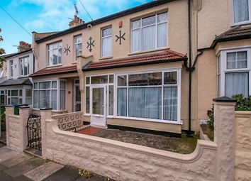 Thumbnail 3 bed terraced house for sale in Brodrick Grove, Abbey Wood, London