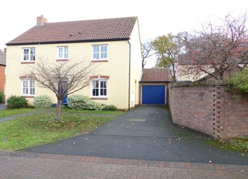 Thumbnail 4 bed detached house for sale in Spinney Grove, Evesham